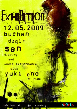 Solo Exhibition in Berlin 2009