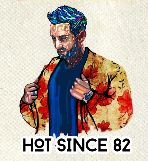 hot since 82lastcolor