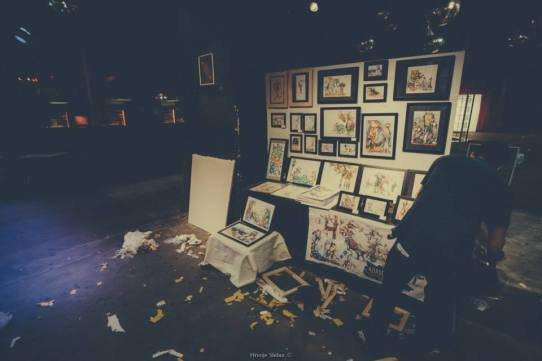 Open studio day at Ritter Butzke