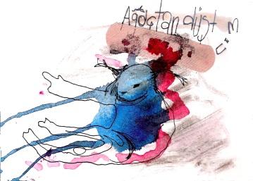 Sketch artwork