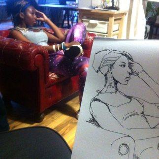 Sketch CLub II