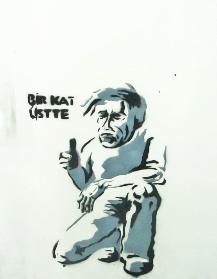 Stencil Photo